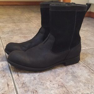 Men's Lerette Leather Ugg Boots